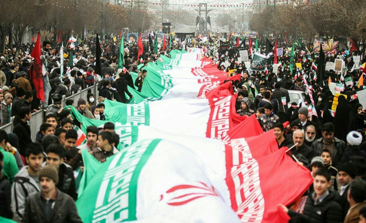 راهپیمایی باشکوه ۲۲ بهمن/ نمایش وحدت در جشن ۴۰ سالگی انقلاب