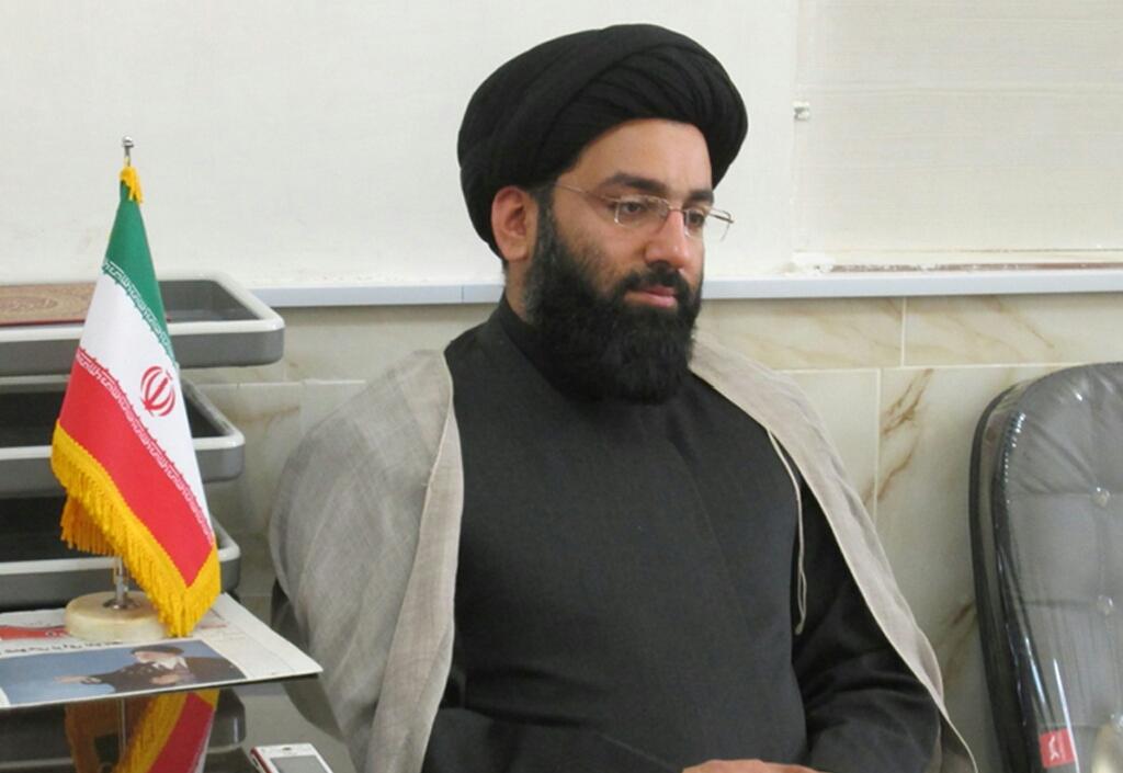 امام جمعه جدید شهرستان آبیک معرفی شد