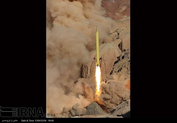آزمایش موفق موشک های نقطه زن برد بلند قدر «اچ» و «اف»