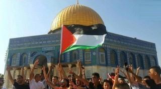 جهان اسلام مقابل اعلام قدس به عنوان پایتخت رژیم صهیونیستی میایستد