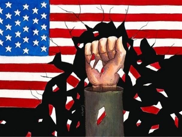 انقلاب اسلامی محور مقاومت و مبارزه با استکبار جهانی است