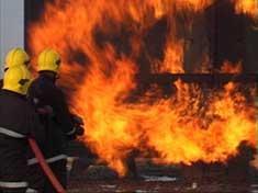 یک کشته و ۶مجروح بر اثر انفجار گاز در خاکعلی آبیک