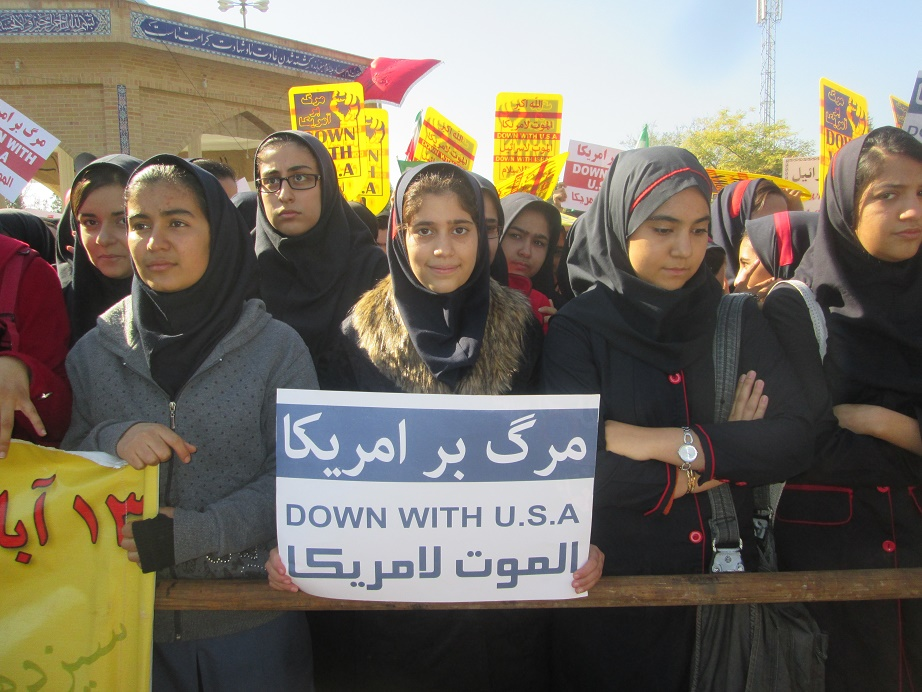 ذات انقلاب اسلامی مقابله با استکبار است