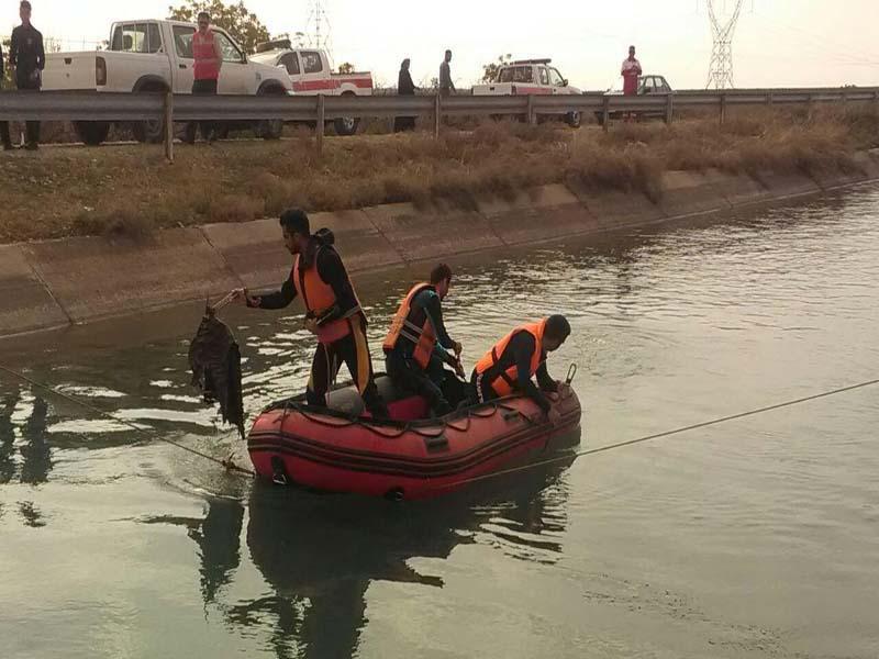 نجات مصدوم ۵۵ساله در ارتفاعات زیاران/ کشف جسد در کانال آب آبیک
