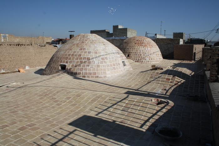 گرمابه زیاران در فهرست آثار ملی کشور ثبت شد