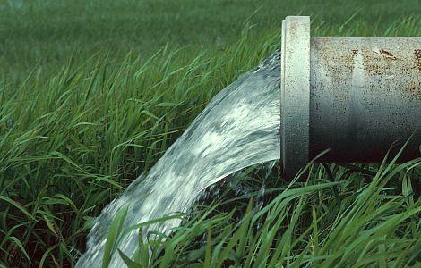پساب فاضلاب شهری برای آبیاری فضای سبز استفاده شود